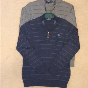 Vineyard Vines Sweater bundle of 2